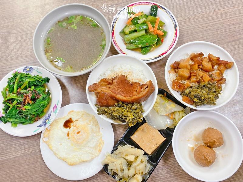 【台中西區】超好吃夜間部爌肉飯+豬血湯絕配,平價的宵夜場選擇